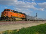BNSF 7555 West, Officers Special