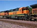BNSF 2316 Westbound