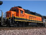 BNSF 2236, Roster
