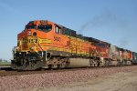 BNSF 5440 East, Roster