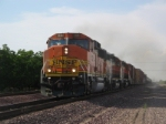 BNSF 112 East With The Local