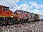 BNSF 931 Eastbound