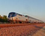 Amtrak 90 West