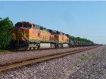 BNSF 5370 Westbound