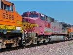 BNSF 606 Westbound