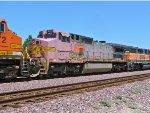 BNSF 934 Eastbound