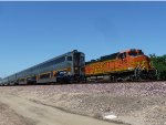 CDTX 8308 East, BNSF 4862 East