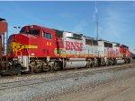 BNSF 101, 149 East