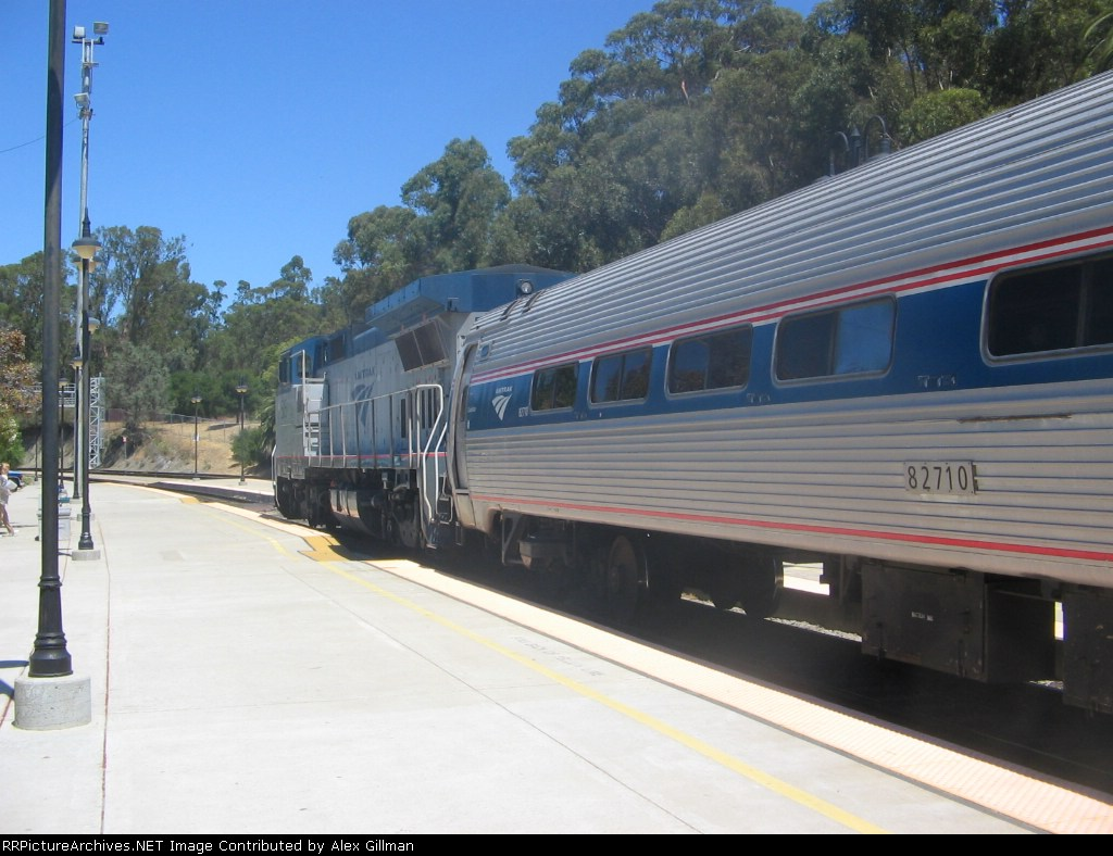 Amtrak 505 North