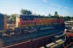 BNSF 507 Westbound