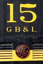 GBL 15 Numberboard