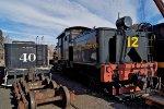 DRGW 40 & GLRX 12