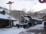 D&RGW 683 In The Snow