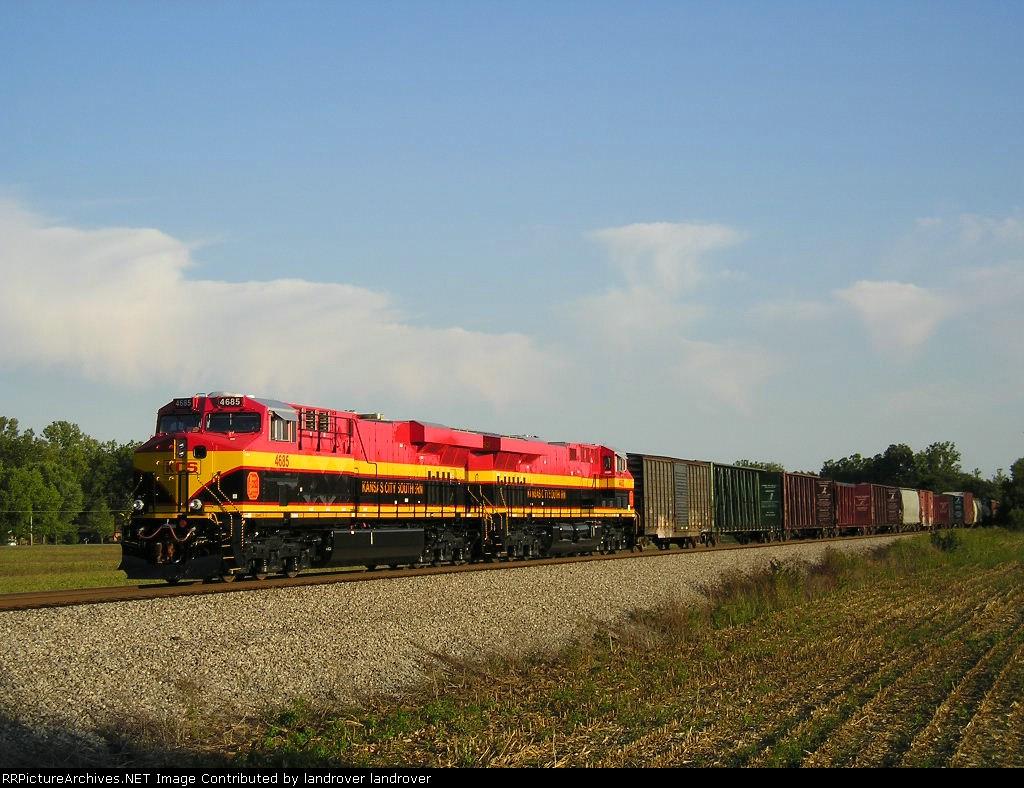 KCS 4685 On NS 174