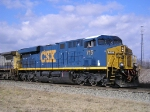 CSX 715 On CSX K 587 Eastbound To A K Steel Middletown Ohio
