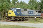 CSX 8733 south