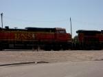 BNSF 5429