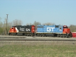 GT yard switchers
