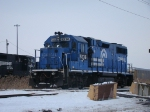 Conrail at sterling yard