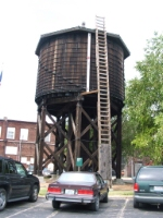 old water tower gets a new lease on life