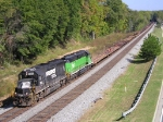NS 7150 Going To The Pig Yard In Austell