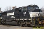 Closeup of NS 6765 ex Conrail