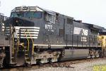 Close up of NS 9777