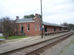 SAL Freight Station Now Restored