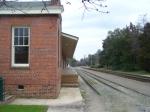 Platform of Rennovated SAL Freight Depot