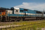 EMDX, OWY 9004, EMD SD60, lease return, stored