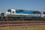 EMDX, OWY 9006, EMD SD60, lease return stored