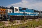 EMDX, OWY 9008, EMD SD60, lease return, stored