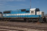 EMDX, OWY 9028, EMD SD60, lease return stored