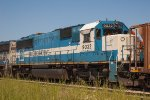 EMDX, OWY 9032, EMD SD60, lease return, stored