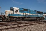 EMDX, OWY 9052, EMD SD60, lease return stored