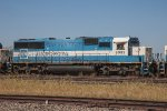 EMDX, OWY 9093, EMD SD60, lease return stored