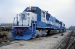 EMDX 9099 -9097, Oakway Lease units, New at the EMD Plant