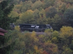 NS 2773 winds its way around the curve