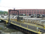 Turntable at Juniata Locomotive shops