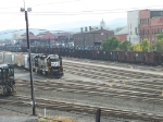 Norfolk Southern Rose Yard