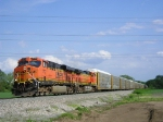 BNSF 7772 On NS 288 Westbound