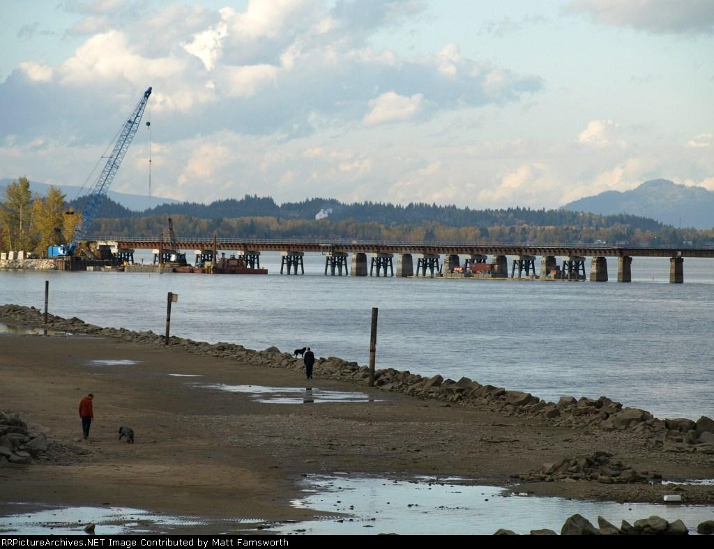 Fixing the bridge