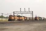 BNSF 9915 West