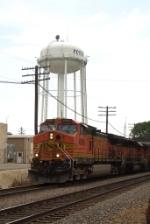 BNSF 4599 West