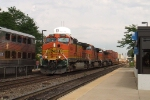BNSF 5344 West