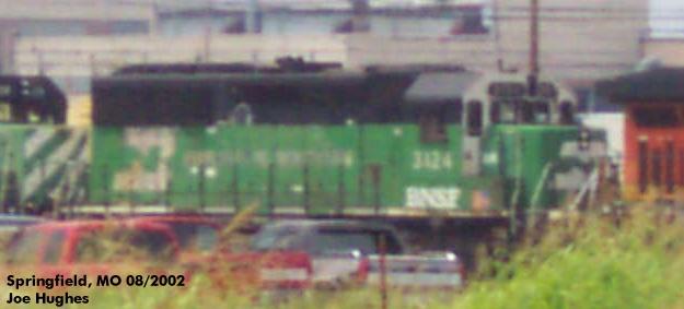 BNSF 3124