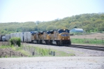 UP 3894 east
