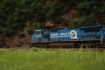 Nothing like Conrail Quality