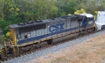 CSX 4570 seems to be a new number seen