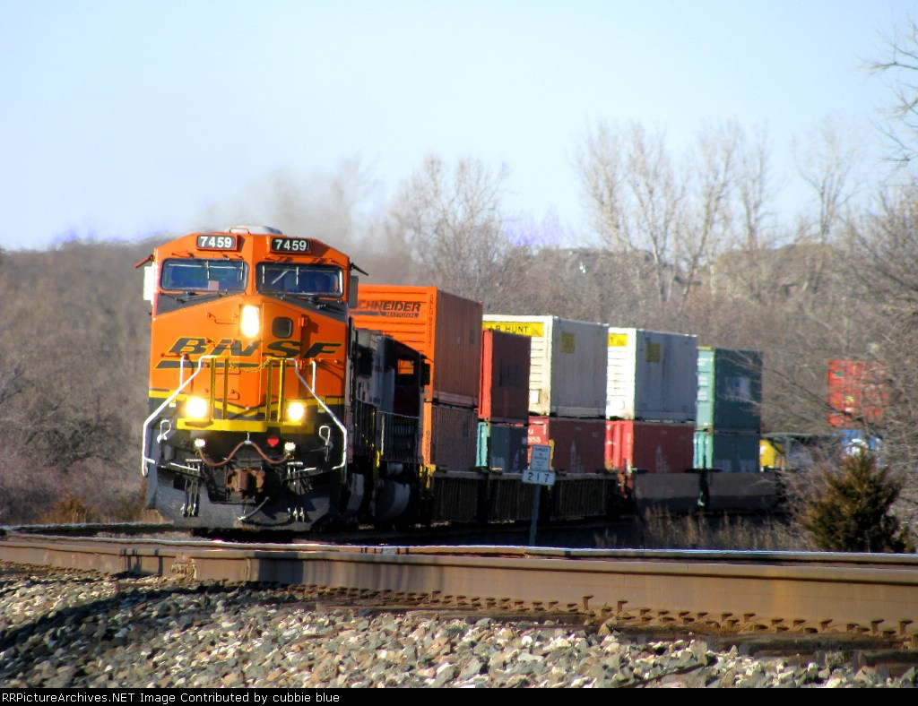 BNSF 7459
